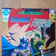 Cómics: CLÁSICOS DC 17: BATMAN Y GREEN ARROW. Lote 180420808