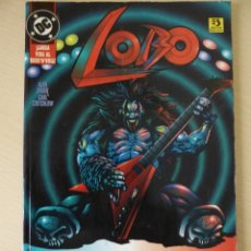Cómics: LOBO - LARGA VIDA AL ROCK'N ROLL - DC - ZINCO. Lote 180439698