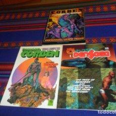 Cómics: RICHARD CORBEN OBRAS COMPLETAS 12 ZINCO Y DENSAGA Nº 1 FANTAGOR PRESS. 1992. REGALO TERNURA MONSTRUO. Lote 180444475