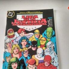 Comics: LIGA DE LA JUSTICIA INTERNACIONAL 19. Lote 180456541