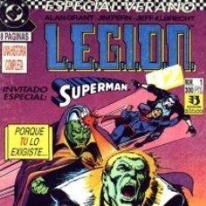 Comics : LEGION 92 ESPECIAL VERANO Nº 1 - ZINCO - BUEN ESTADO. Lote 180884011