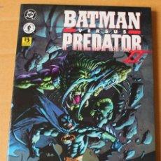 Cómics: BATMAN VS PREDATOR - II VENGANZA SANGRIENTA - ZINCO AÑO 1996 - NUEVO (PRECINTADO). Lote 180907132