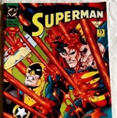 Cómics: COMIC ZINCO - SUPERMAN Nº31, AGENTES DE LA LIBERTAD. Lote 181027090