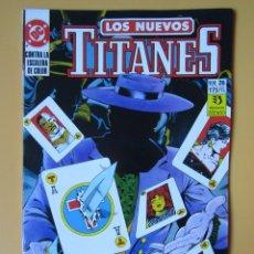 Cómics: LOS NUEVOS TITANES. NÚM. 26. CONTRA LA ESCALERA DE COLOR - BARBARA Y KARL KESEL. Lote 181330005