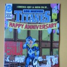 Cómics: LOS NUEVOS TITANES. NÚM. 28. ¡COMIENZA AQUÍ LA NUEVA ERA DE... LOS NUEVOS TITANES! - MARV WOLFMAN. T. Lote 181330020