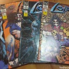 Cómics: COLECCION COMPLETA COMICS LOBO ED. ZINCO. Lote 181523635