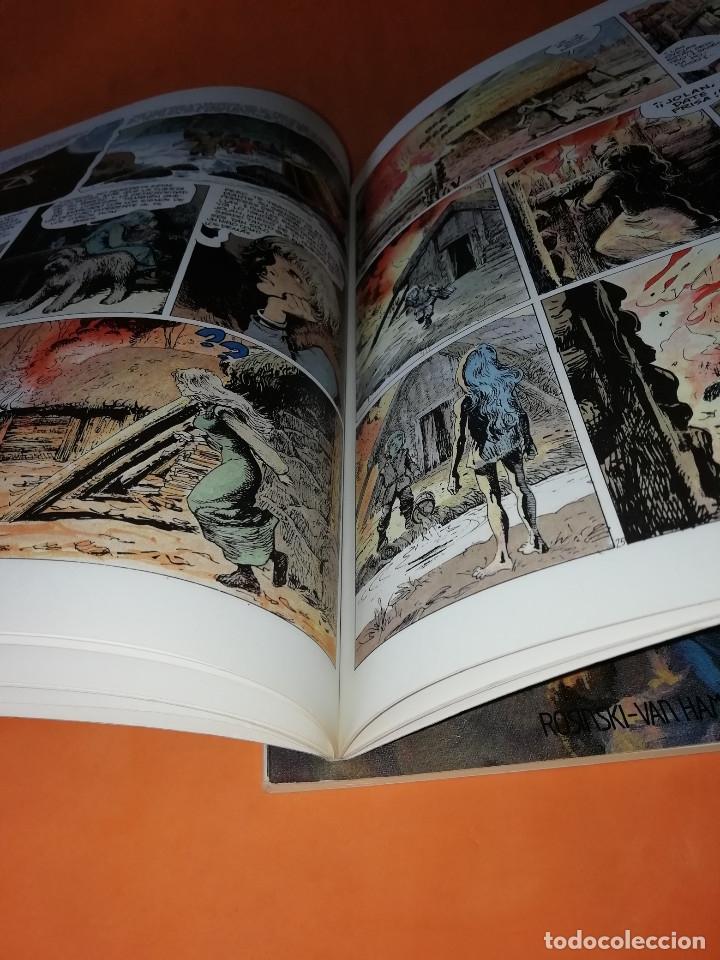 Cómics: THORGAL. ALINOE Y LA CAIDA DE BREK ZARITH. EDICIONES ZINCO. BUEN ESTADO - Foto 7 - 181554847