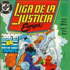 Cómics: LIGA DE LA JUSTICIA EUROPA - EDICIONES ZINCO / NÚMERO 2. Lote 181621627