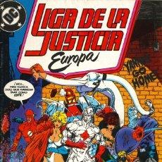 Cómics: LIGA DE LA JUSTICIA EUROPA - EDICIONES ZINCO / NÚMERO 3. Lote 181621962