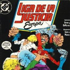 Cómics: LIGA DE LA JUSTICIA EUROPA - EDICIONES ZINCO / NÚMERO 5. Lote 181622063