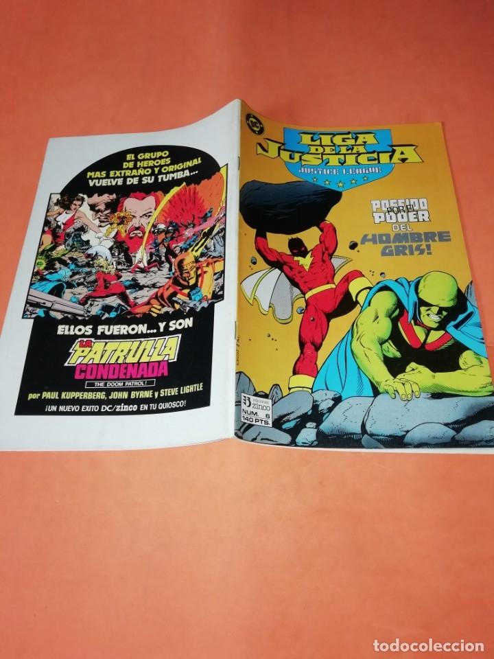 Cómics: COMICS DC . LOTE VARIADO DE 13 COMICS . GRAPA. EDICIONES ZINCO. BUEN ESTADO. VER FOTOS. - Foto 7 - 182144425