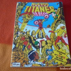Cómics: NUEVOS TITANES NºS 26 AL 30 RETAPADO ( WOLFMAN PEREZ ) ¡BUEN ESTADO! ZINCO DC. Lote 182178448