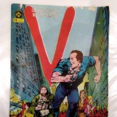 Cómics: COMIC V LOS VISITANTES SON NUESTROS AMIGOS NUMERO 15. Lote 182204717