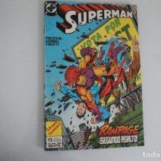 Cómics: SUPERMAN Nº 52. Lote 182243667