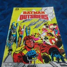 Cómics: BATMAN Y LOS OUTSIDERS. NÚMERO 2.. Lote 182362360