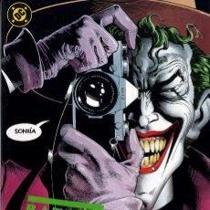 Cómics: BATMAN LA BROMA ASESINA - 1ª EDICION 1988 DC COMICS - EDICIONES ZINCO EL JOKER -. Lote 182558622