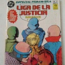 Cómics: COMIC LIGA DE LA JUSTICIA N°5 ZINCO DC. Lote 182743562