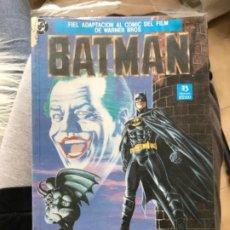 Cómics: BATMAN DC COMICS BATMAN. FIEL ADAPTACIÓN AL COMIC DEL FILM DE WARNER BROS. EDICIONES ZINCO. PRESTIG. Lote 182760505