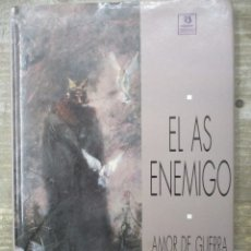 Cómics: EL AS ENEMIGO - AMOR DE GUERRA - EDICIONES ZINCO - TOMO . Lote 183003035