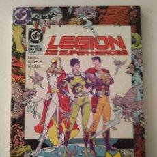 Comics: COMIC LEGION DE SUPER-HEROES RETAPADO ZINCO DC. Lote 183032073