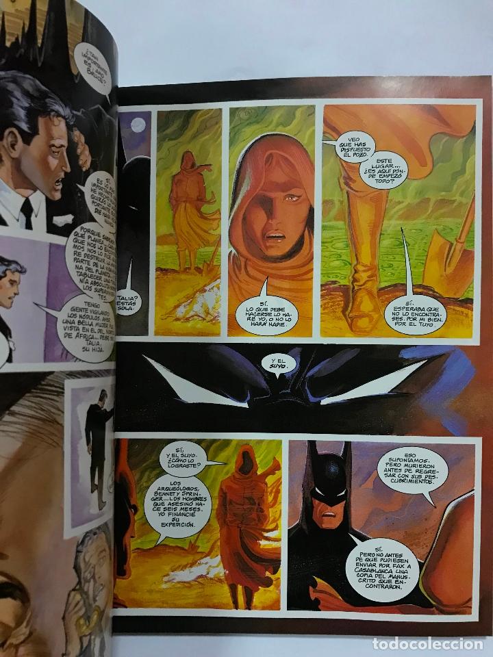 Cómics: BATMAN ---- EL NACIMIENTO DEL DEMONIO, EDICIONES ZINCO, 1993 - Foto 3 - 183063393