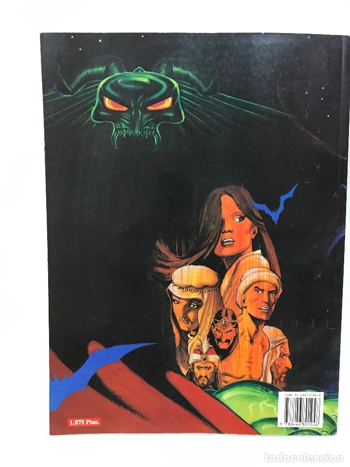Cómics: BATMAN ---- EL NACIMIENTO DEL DEMONIO, EDICIONES ZINCO, 1993 - Foto 4 - 183063393