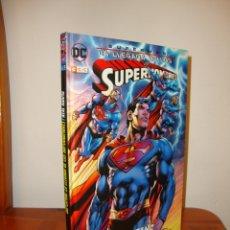 Cómics: SUPERMAN. LA LLEGADA DE LOS SUPERHOMBRES - NEAL ADAMS - DC / ECC, COMO NUEVO. Lote 183076667