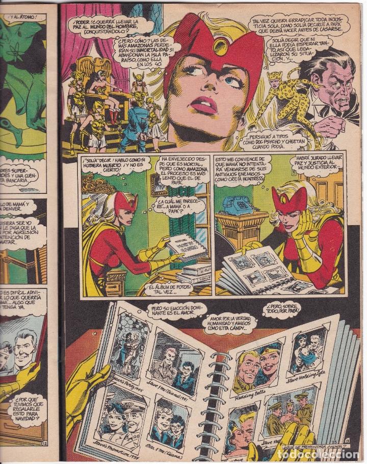 Cómics: INFINITY INC Nº 5 - SUPERMAN - CON UN KRYPTONIANO BASTA - SUPERHEROES - Foto 2 - 183077846