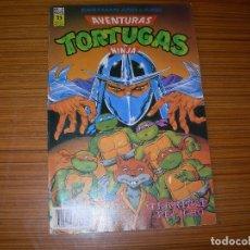 Cómics: TORTUGAS NINJA Nº 4 EDITA ZINCO . Lote 183267490