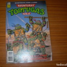 Cómics: TORTUGAS NINJA Nº 5 EDITA ZINCO . Lote 183267592