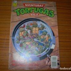 Cómics: TORTUGAS NINJA Nº 6 EDITA ZINCO . Lote 183267686
