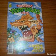 Cómics: TORTUGAS NINJA Nº 7 EDITA ZINCO . Lote 183267766