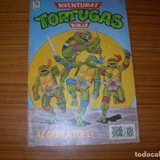 Cómics: TORTUGAS NINJA Nº 21 EDITA ZINCO . Lote 183267875