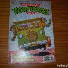 Cómics: TORTUGAS NINJA Nº 24 EDITA ZINCO . Lote 183268075