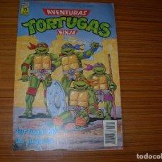 Cómics: TORTUGAS NINJA Nº 25 EDITA ZINCO . Lote 183268240