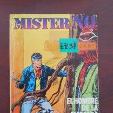 Cómics: MISTER NO Nº 9 - EL HOMBRE DE LA MASCARA ROJA - ZINCO (7D). Lote 183270465