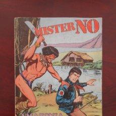 Cómics: MISTER NO Nº 2 - AMAZONIA - ZINCO (7D). Lote 183270670