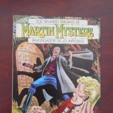 Cómics: MARTIN MYSTERE Nº 2 - LA VENGANZA DE RA - ZINCO (7D). Lote 183270906