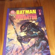 Cómics: BATMAN CONTRA PREDATOR,N°1, EDICIONES ZINCO Y NORMA EDITORIAL, COMIC DC. Lote 183280358