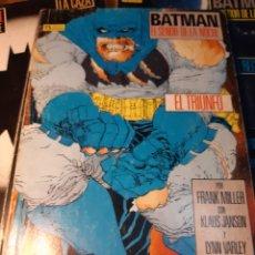 Cómics: COMIC DC,BATMAN EL SEÑOR DE LA NOCHE ,4 NÚMEROS, COMPLETA. Lote 183304960
