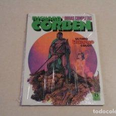 Cómics: RICHARD CORBEN - OBRAS COMPLETAS Nº 12 - ÚLTIMO UNDERGROUND COLOR - NUEVO Y PARCIALMENTE PRECINTADO. Lote 183306521