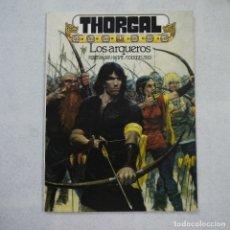 Cómics: THORGAL. LOS ARQUEROS - ROSINSKI-VAN HAMME - EDICIONES ZINCO - 1988 . Lote 183321802