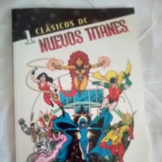 Cómics: CLÁSICOS DC: NUEVOS TITANES.. Lote 183416776