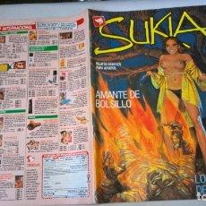 Cómics: COMIC: SUKIA Nº 76. Lote 183501390
