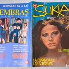Cómics: COMIC: SUKIA Nº 77. Lote 183501722