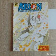 Cómics: CLASICOS ZINCO. ARIÓN, SEÑOR DE LA ATLANTIDA Nº 4. ZINCO. Lote 183503545