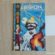 Cómics: CLASICOS ZINCO. LEGIÓN DE SUPER-HEROES VOL-1 Nº 1. ZINCO. Lote 183505896