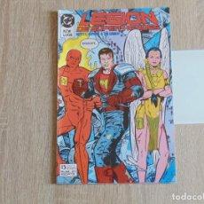 Cómics: CLASICOS ZINCO. LEGIÓN DE SUPER-HEROES VOL-1 Nº 21. ZINCO. Lote 183505980