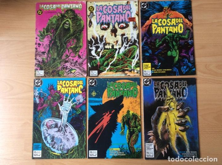 AMERICAN GOTHIC. COLECCIÓN COMPLETA, 12 EJEMPLARES (Tebeos y Comics - Zinco - Cosa del Pantano)
