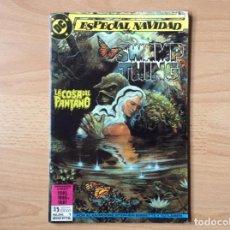 Comics: SWAMP THING, ESPECIAL NAVIDAD. LA COSA DEL PANTANO. ZINCO. Lote 183549491